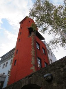 Gedichte im Künstlerturm Hünfeld